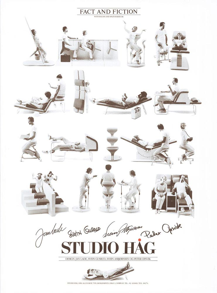 Studio Håg sitting ideas