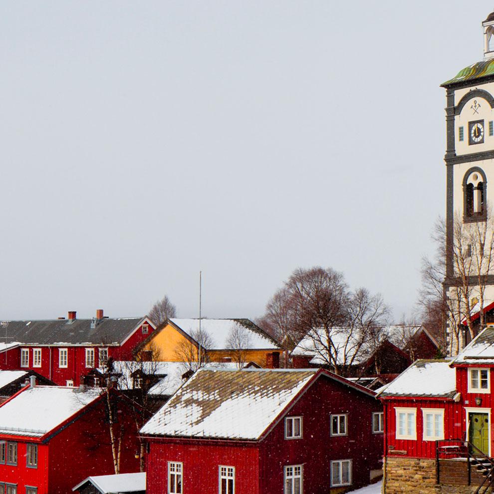 HÅG history - Flokk